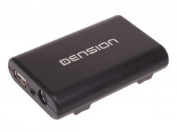 Автомобильный iPhone/USB адаптер Dension Gateway 300
