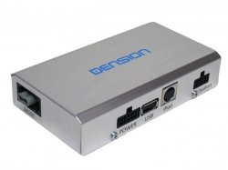 Автомобильный iPhone/USB адаптер Dension Gateway 500 Lite MOST